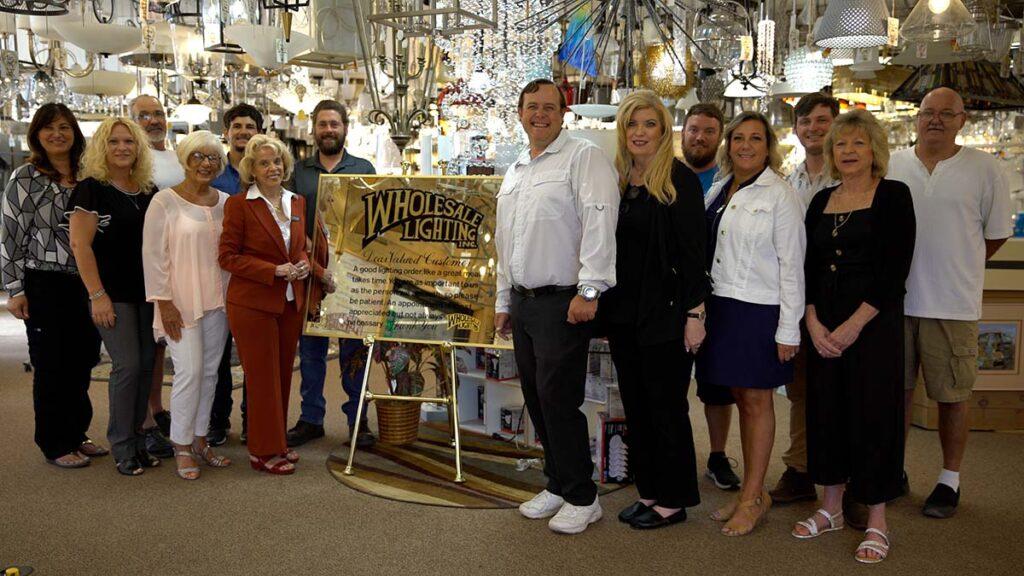 Wholesale Lighting Daytona - Staff (06.2021)